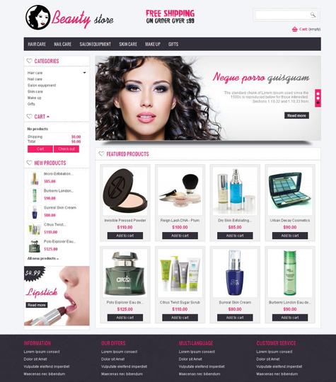 tiendas online prestashop Paginasvalencia.es