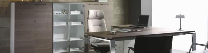 Mueble moderno paraoficina
